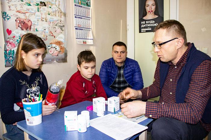 Лікування гепатиту С у дітей та підлітків